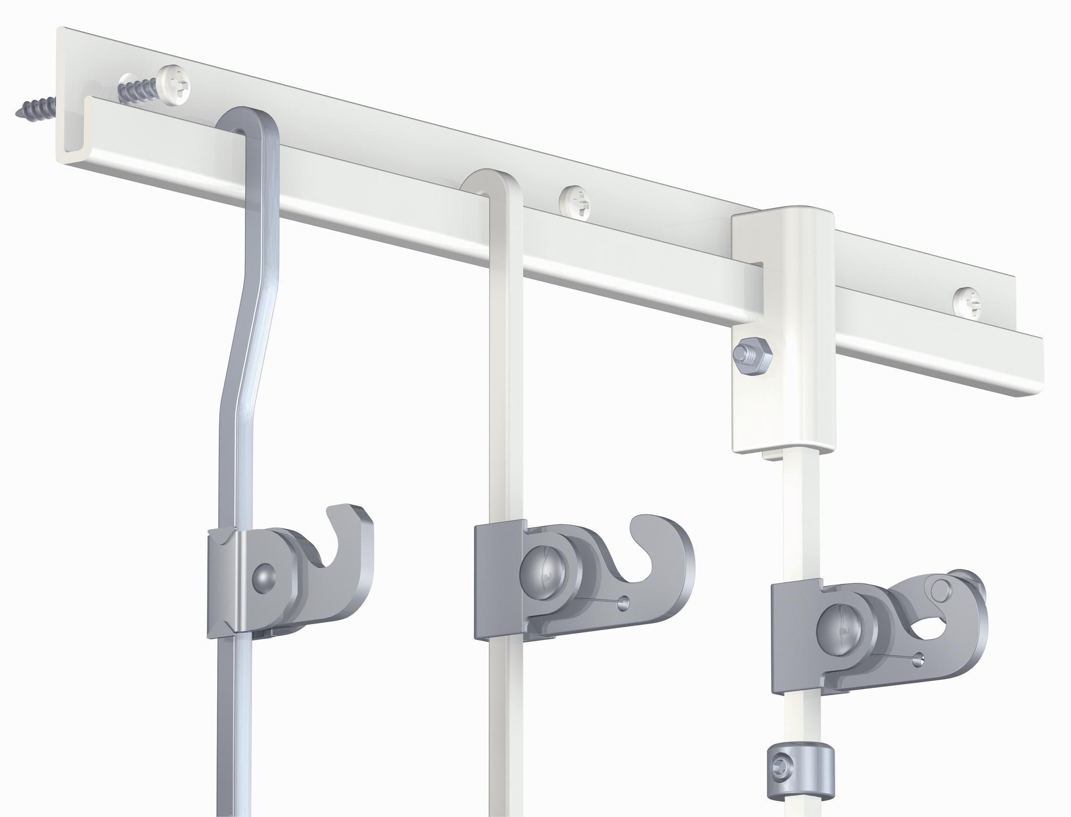 cimaise et cimaises pour tableau cimaise classic rail 100 kg n 1 accrochage en europe. Black Bedroom Furniture Sets. Home Design Ideas