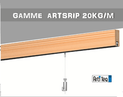 cimaise artstrip
