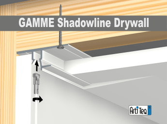 cimaise pour tableau Shadowline drywall.png